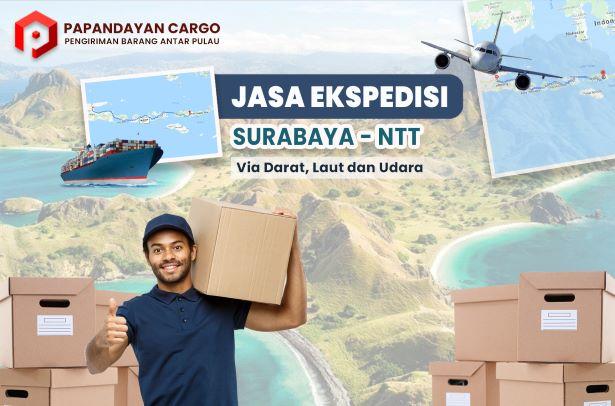 Ekspedisi Surabaya Bajawa