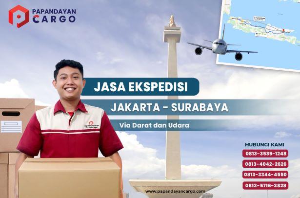 Ekspedisi Jakarta Surabaya